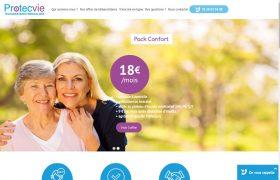 capture écran site internet