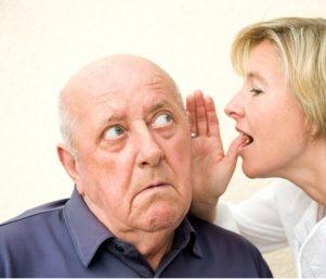 problèmes auditions personnes âgées